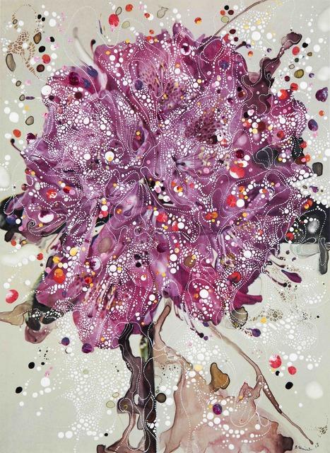 , 'Rhododendron Hybrid America,' 2018, Edwynn Houk Gallery