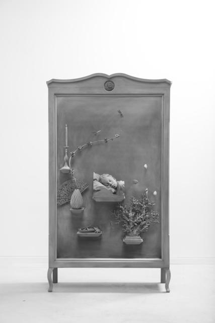 , 'Wunderkammer (6),' 2018, Galerie Krinzinger