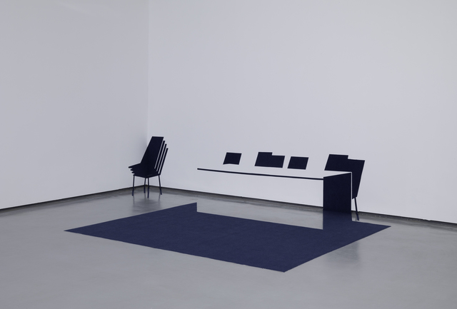 , 'Panel Discussion,' 2010, Federico Luger (FL GALLERY)