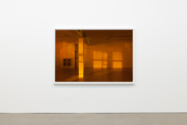 , 'Filled with Light b,' 2011, Maureen Paley