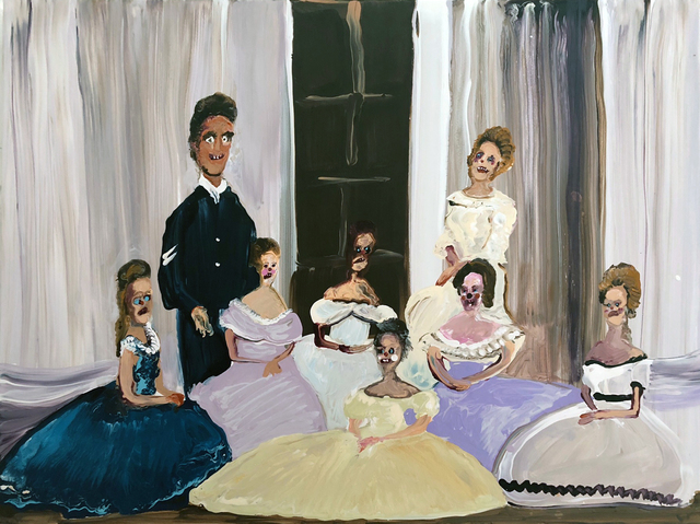 , 'Beguiled ,' 2018, Half Gallery