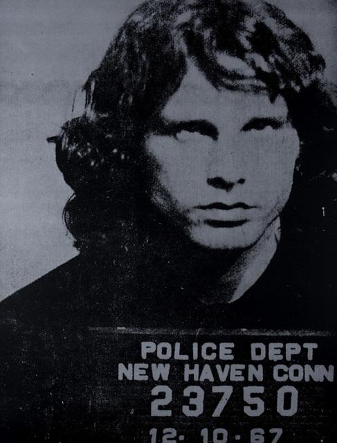 , 'Jim Morrison ,' , ZK Gallery