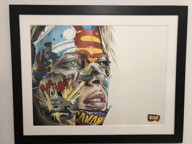, 'La Cage du corps jusqu a l'ame,' 2016, 9 Strokes Gallery