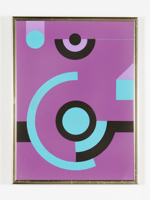 , 'Geometric Painting,' 1960-1979, Patrick Parrish Gallery