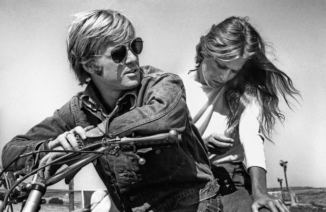 , 'Robert Redford & Lauren Hutton, Sonoma, CA,' 1970, Atlas Gallery