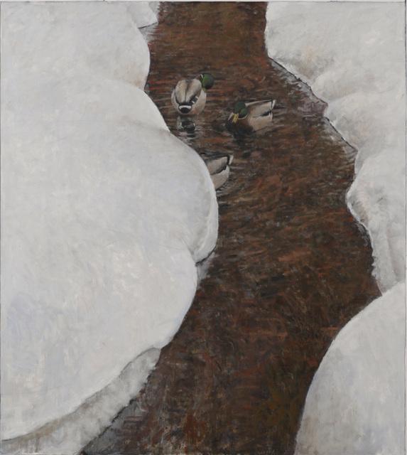, 'The Stream in Winter,' , Gerald Peters Gallery Santa Fe