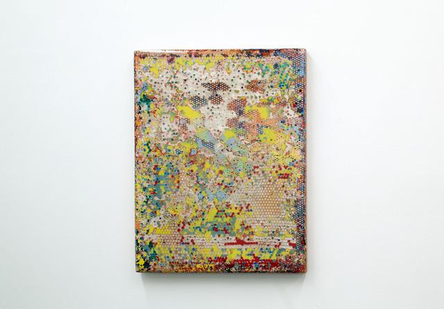 , 'UA 2,485 KR,' 2014-2016, Galleria Doris Ghetta