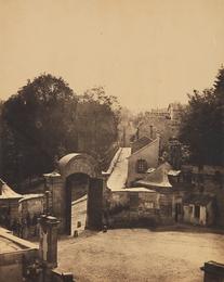 Sèvres et ses environs, Manufacture, Porte orientale et cours d'Honneur