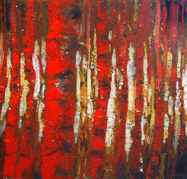 Alessandro Busci, 'Betulle Rosso', 2019, Barbara Paci Art Gallery