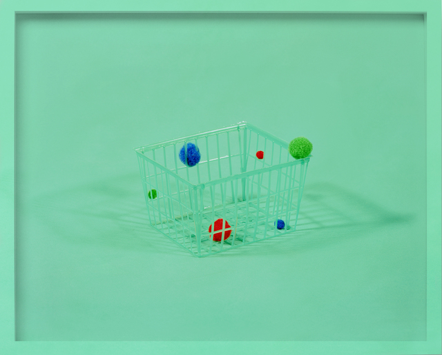 , 'Little Green Basket,' 2017, CURRO