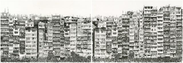 , 'Great Wall,' 2017, Urban Spree Galerie
