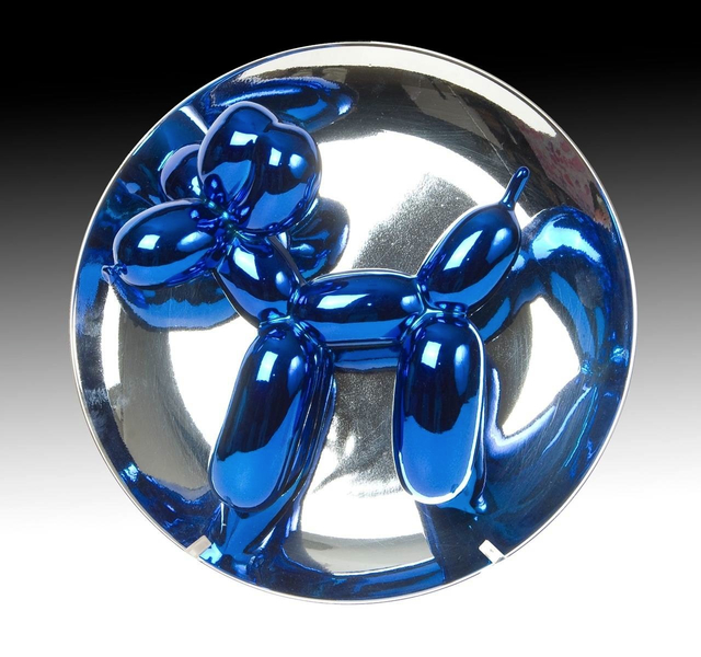 , 'Balloon Dog blue,' 2002, Frank Fluegel Gallery