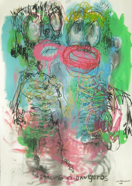 , 'The dancing in dangerous,' 2016, Kalashnikovv Gallery