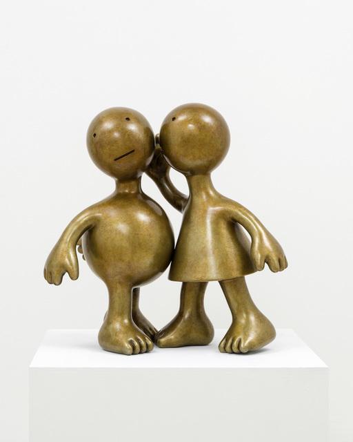 , 'The Secret,' 2015, Marlborough Gallery