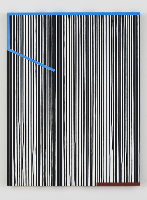 , 'UNTITLED (PAINTING AGUACATE),' 2010, Traver Gallery