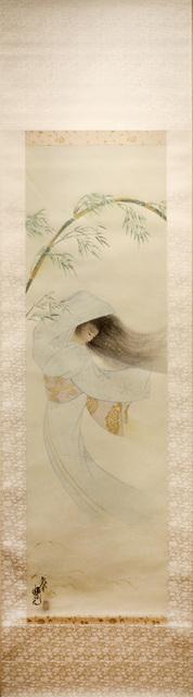 Horiyoshi III, 'Yuki-onna the Snow Witch', ca. 2010, Ronin Gallery