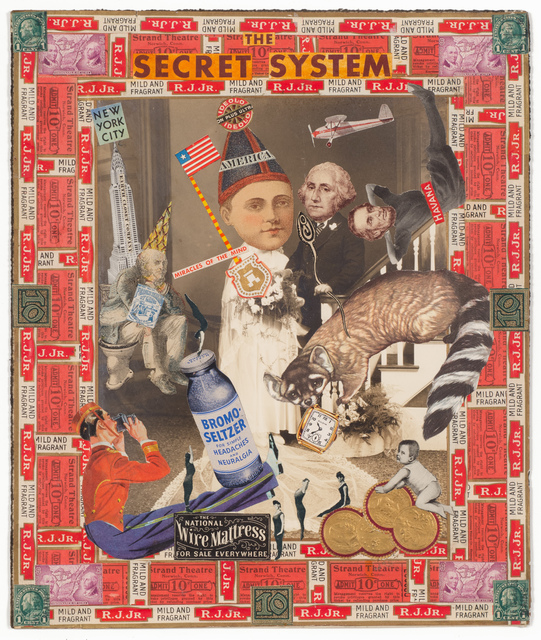 , 'The Secret System,' ca. 1920–1950, Fleisher/Ollman