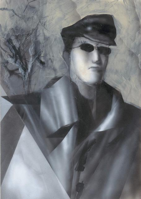 , 'Captain B,' 2018, Galerie Kleindienst