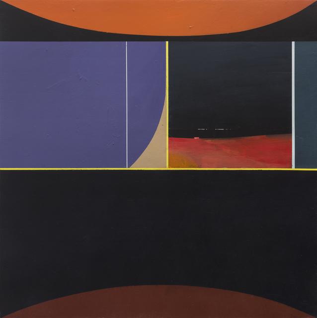 , 'The cutting method of night scene,' 2019, Arario Gallery