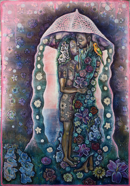 , 'Healers,' 2017, de Plume Gallery