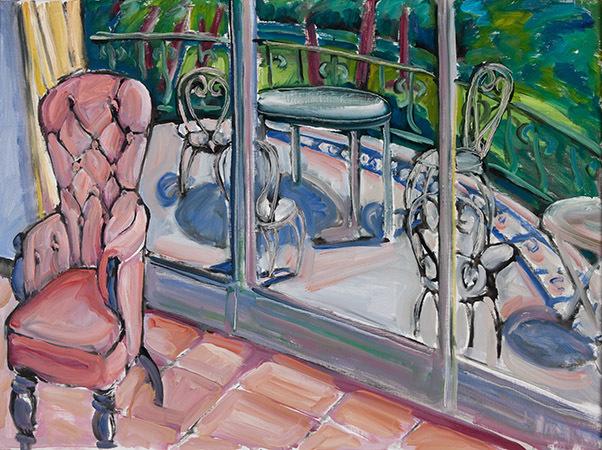 , '(My Mind's) Terrace,' , Pucker Gallery