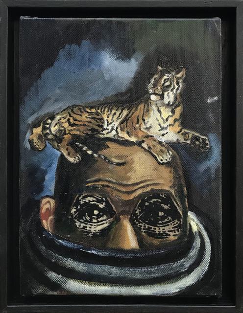 , 'Tigre,' 2018, Nosbaum & Reding