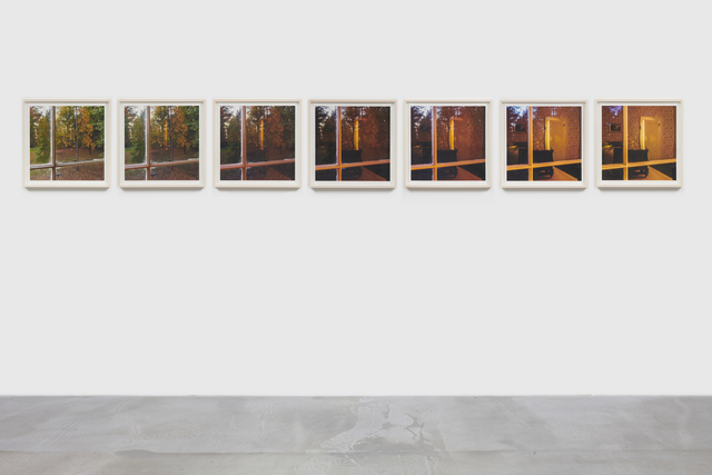 , 'The Outer — from the Inner,' 2018, Galerie Nordenhake