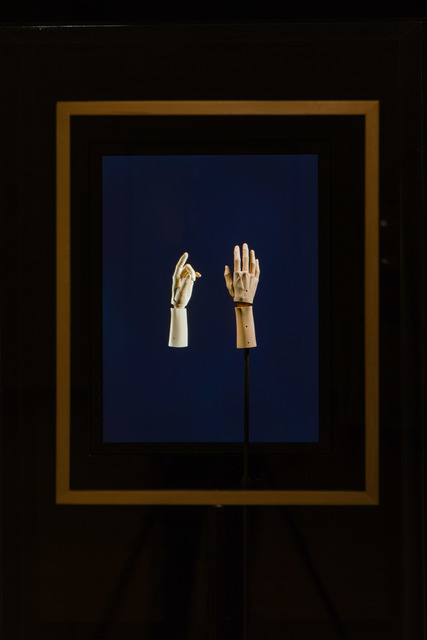 , 'Bartlett's Hands,' 2005, MASS MoCA