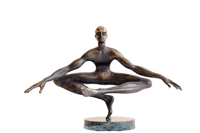 , 'Yoga,' ca. 2015, Ararat Gallery