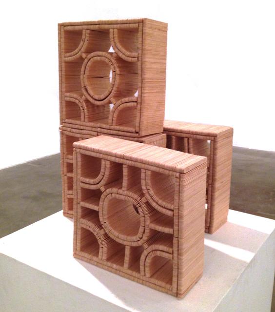 , 'Cobogós,' 2015, Luciana Caravello Arte Contemporânea