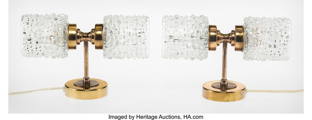 Carl Fagerlund, 'Pair of Two-Light Sconces', circa 1955, Heritage Auctions