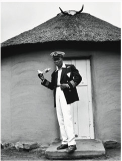 , 'Captain, Drakensberg, South Africa,' 2000, Kahmann Gallery