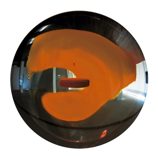 , 'Stroke,' 2017, Galeria Casa Cuadrada