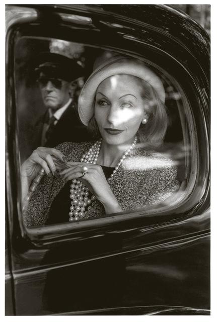 Jeanloup Sieff, 'Denise Saurrault, Monte Carlo, Jardin des modes', 1960, Ira Stehmann Fine Art Photography
