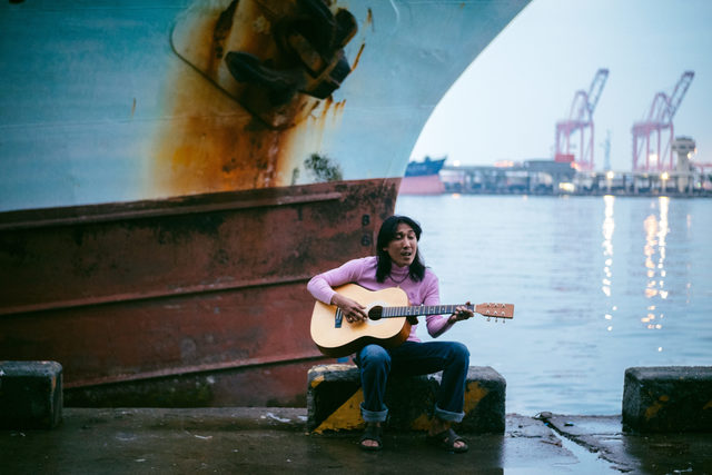 , 'Songs of the Migrant Workers of Kaohsiung Harbor,' 2018, TKG+