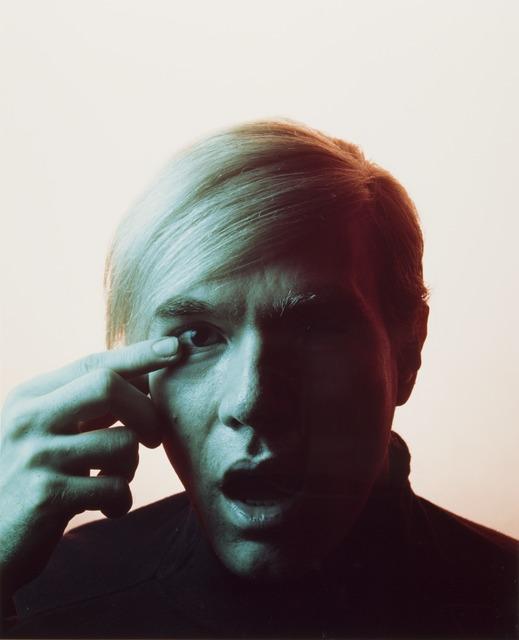 , 'Andy Warhol,' 1968, Jeu de Paume