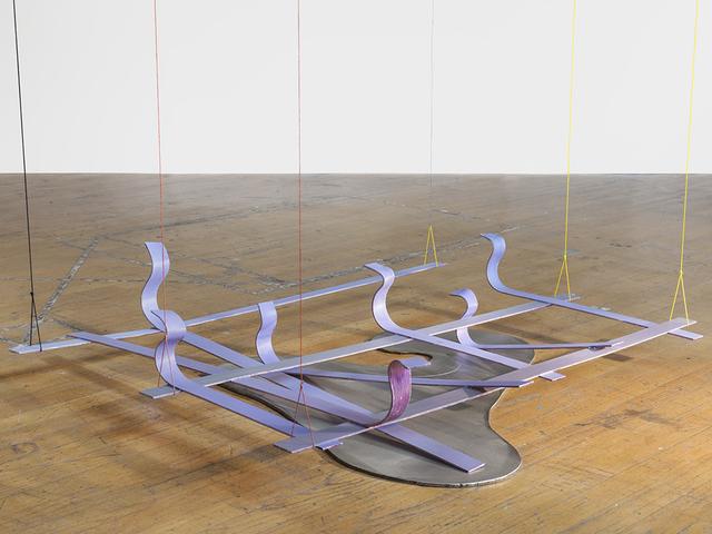 , 'Suspended I,' 2014, Fleisher/Ollman