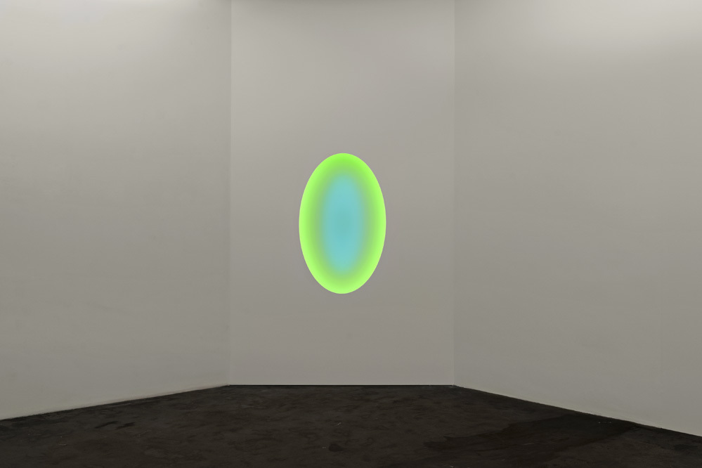 James Turrell »The Elliptical Glass« | Photo: Florian Holzherr