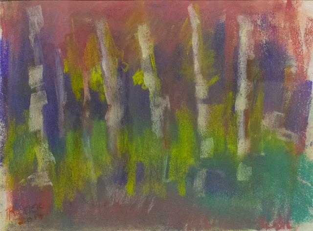 Nancy Rutter, 'Birch Grove', 2017, Carrie Haddad Gallery