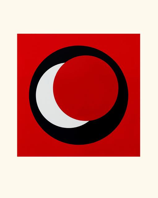Geneviève Claisse, 'Cercles', 1971, Nikola Rukaj Gallery