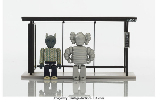 KAWS, 'Bus Stop, Series 1-3', 2002, Heritage Auctions