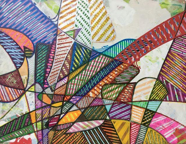 , 'Compass Study A,' 2017, The Directed Art Modern
