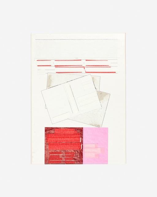 , 'Standard Size #8160,' 2014, Elizabeth Houston Gallery