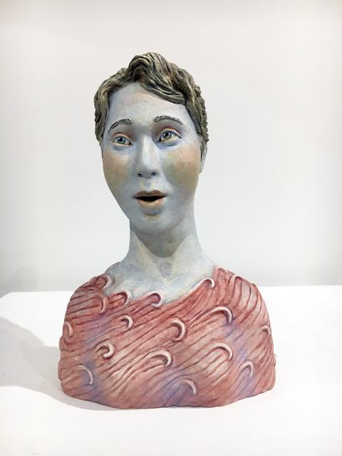 , 'Red Swirls,' 2012, Duane Reed Gallery
