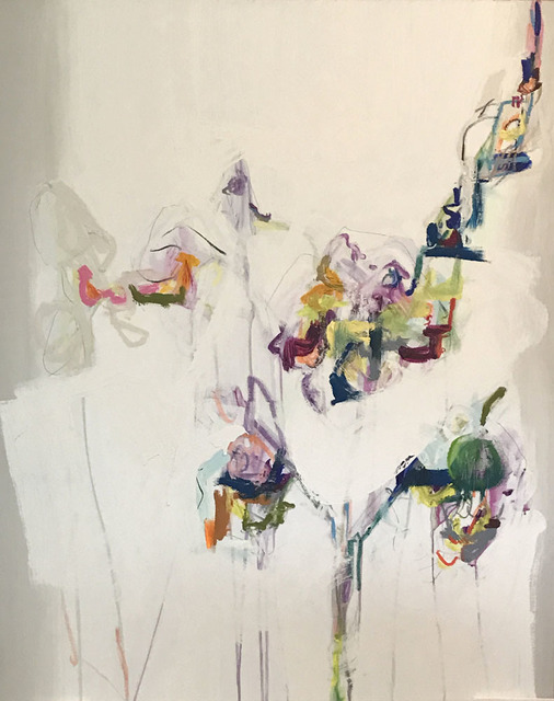 , 'Harlequin Orchid II,' 2017, Wally Workman Gallery