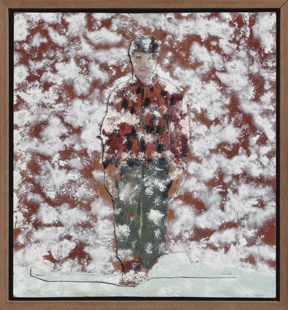 , 'Figure in snow,' 1997, Galerie Zlotowski