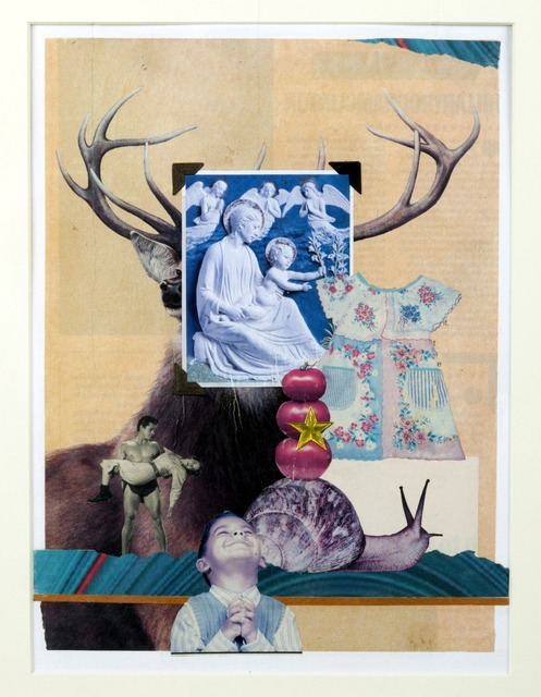 , 'Baby Jesus and the Pretty Dress,' 2011, Childs Gallery
