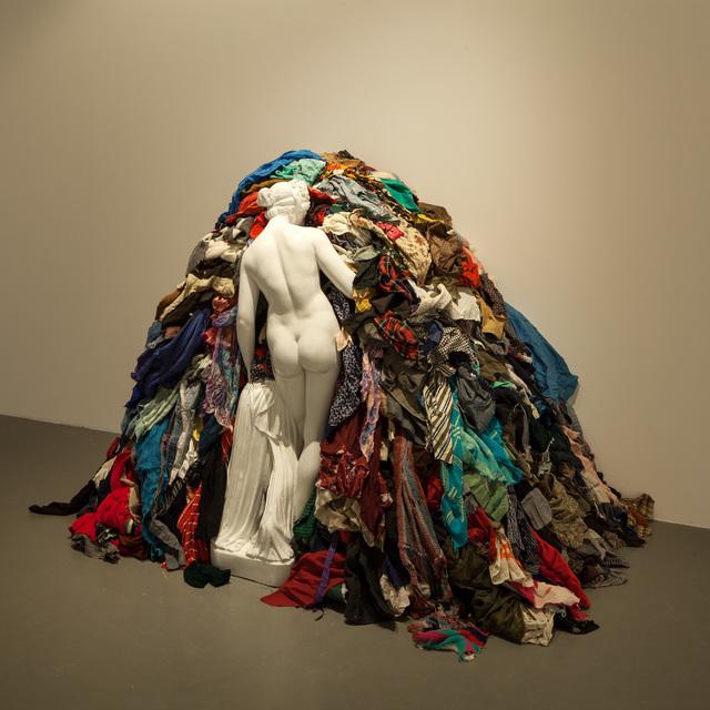 , 'Venus of the Rags,' 1967-1974, Istanbul Biennial