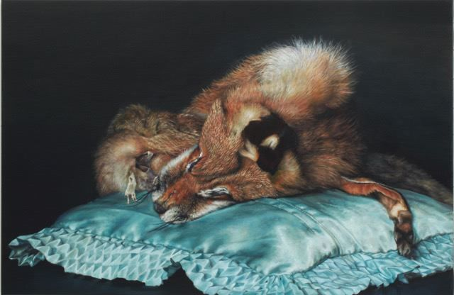 Cindy Wright, 'Foxed,' 2015, De Buck Gallery