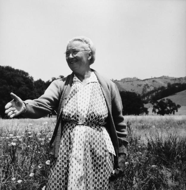 , 'Woman from Berryessa Valley,' 1956, Scott Nichols Gallery